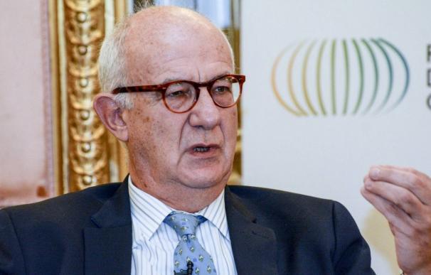 Fernando Marti, presidente en funciones del CSN.