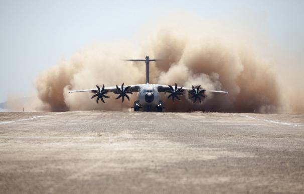 El Airbus A400M es una de las aeronaves de transporte militar más avanzadas del mundo (Foto: Airbus)