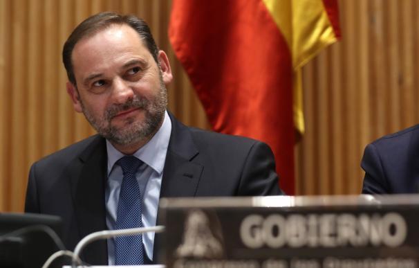 El ministro de Fomento Jose Luis Ábalos