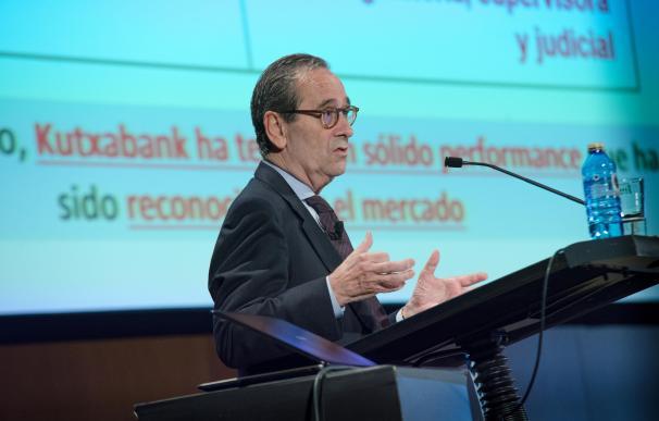 Kutxabank saca partido a Cajasur, su filial en Andalucía, y apuntala su beneficio