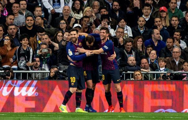 Un gol de Rakitic dio la victoria a los de Valverde.
