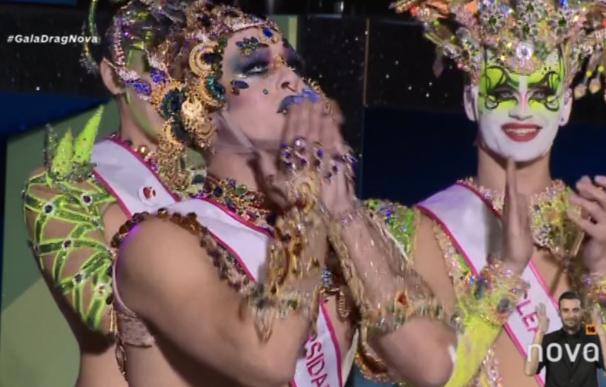 Drag Chuchi, ganador de la Gala Drag de Las Palmas 2019