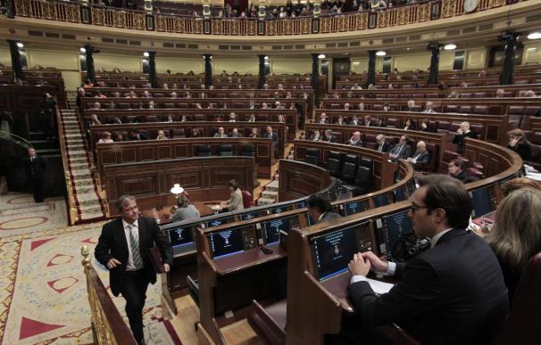 El Pleno del Congreso ratificará el jueves la creación de una subcomisión sobre Empleo Juvenil