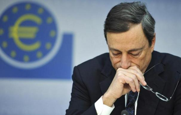 El presidente del Banco Central Europeo, Mario Draghi