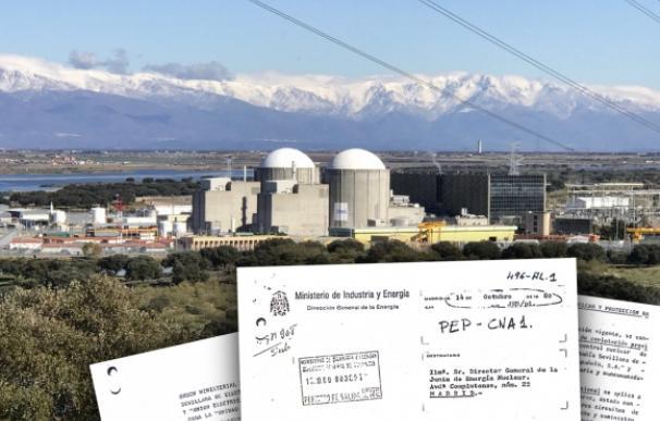 La central de Almaraz se conectó a la red en 1980, según documentos oficiales.