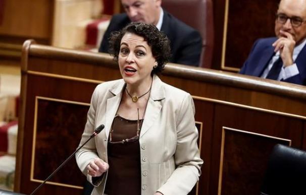 La ministra de Trabajo, Magdalena Valerio / EFE