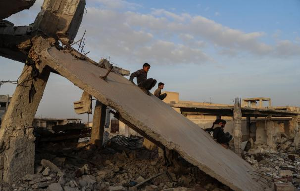 Unos 1.500 niños arrestados en Irak sospechosos de pertenecer al EI