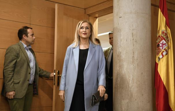 Cristina Cifuentes no hará declaraciones en su comparecencia por el caso 'Máster'