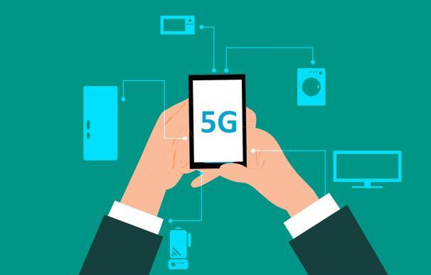 La cobertura 5G no solo implica tener mayor velocidad en el móvil. / Pixabay