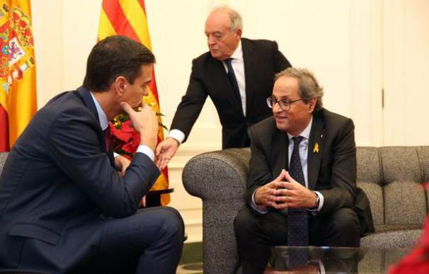Sánchez pierde al 'héroe de Pedralbes': se jubila el funcionario que medió con Torra