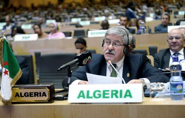 El primer ministro de Argelia, Ahmed Ouyahia (Foto: prensa oficial)