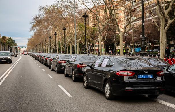 Cabify regresó este jueves a Barcelona con un 'truco' legal