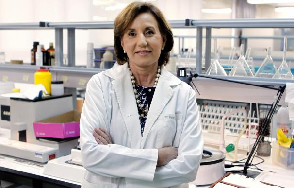 La directora del Instituto Anatómico Forense de Madrid el 11M, Carmen Baladía, durante la entrevista concedida a Efe