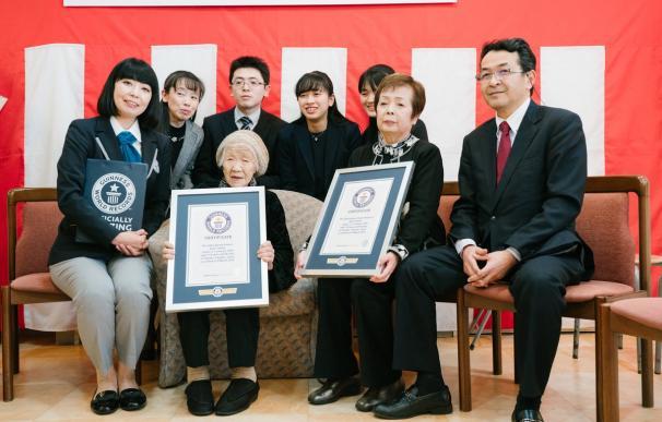 Takana, la persona más longeva del mundo