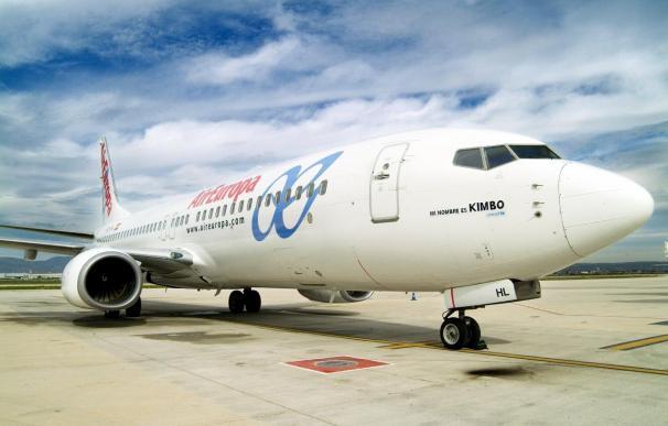 Air Europa estrena este fin de semana el nuevo vuelo de los sábados entre Badajoz y Barcelona