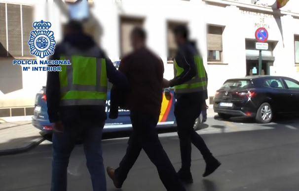 48 detenidos por estafar 5 millones con el método del 'Nazareno'