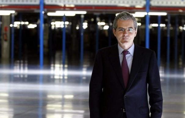 Fotografía de Pablo Isla, el CEO de Inditex