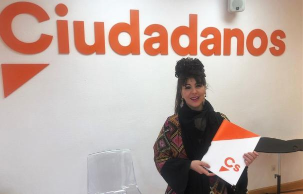 Vanesa Pérez Conde, candidata primarias Ciudadanos