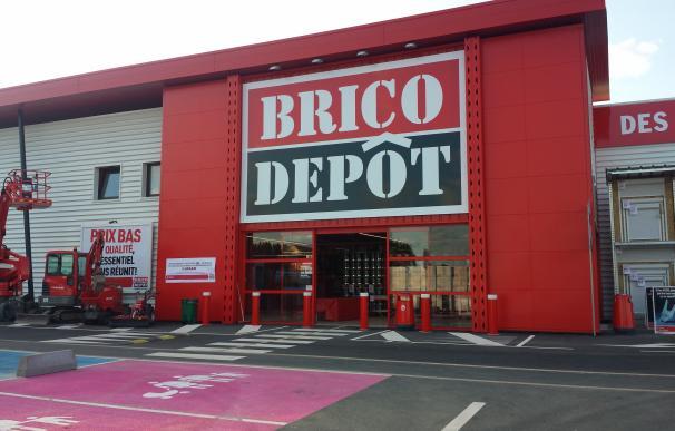 Establecimiento de Brico Depôt.