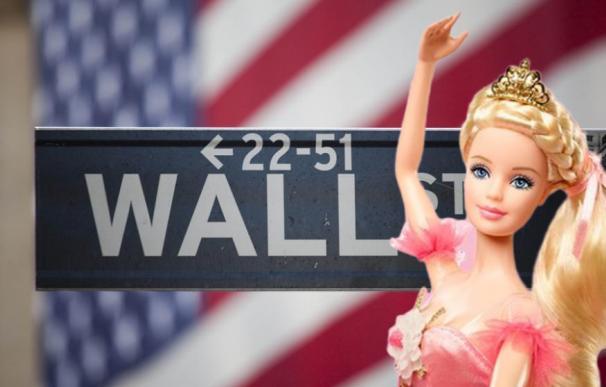 Barbie vuelve a liderar las ventas de Mattel.