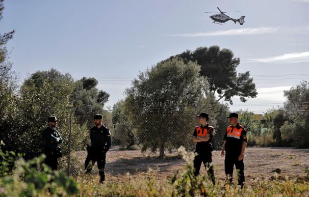 La Guardia Civil busca a dos menores, uno de pocos meses de edad y otro de tres años