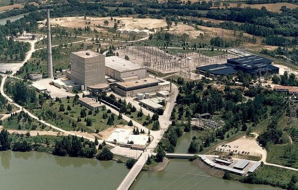 Fotografía Central Nuclear de Garoña, en Burgos / EP