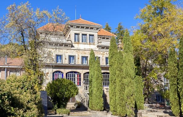 Villa Aspirina, la mansión de Ramón y Cajal en Miraflores de la Sierra.
