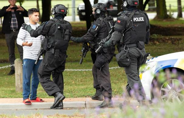 Vídeo tiroteo Nueva Zelanda mezquitas