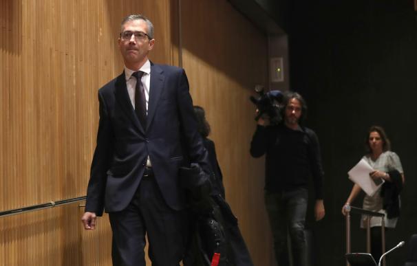 El gobernador del Banco de España, Pablo Hernández de Cos / EFE