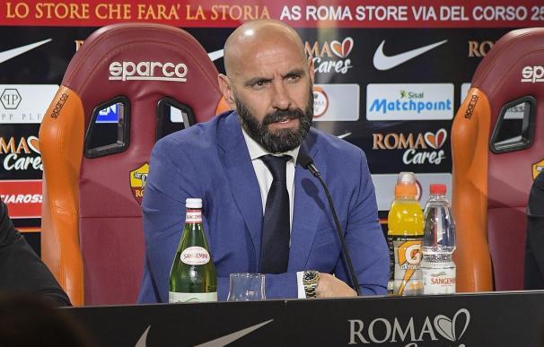 Monchi vuelve a su Sevilla tras dos años en Roma.