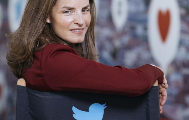 Nathalie Picquot, directora general de Twitter España.