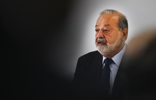 Fotografía Carlos Slim