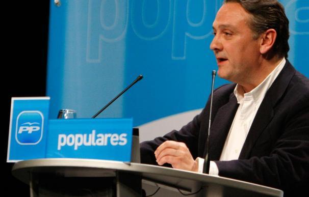 Alfredo Prada, cabeza de lista del PP de León al Congreso de los Diputados
