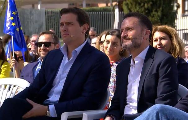 Edmundo Bal, abogado del Estado y fichaje de Ciudadanos para concurrir en las listas electorales al Congreso por Madrid.