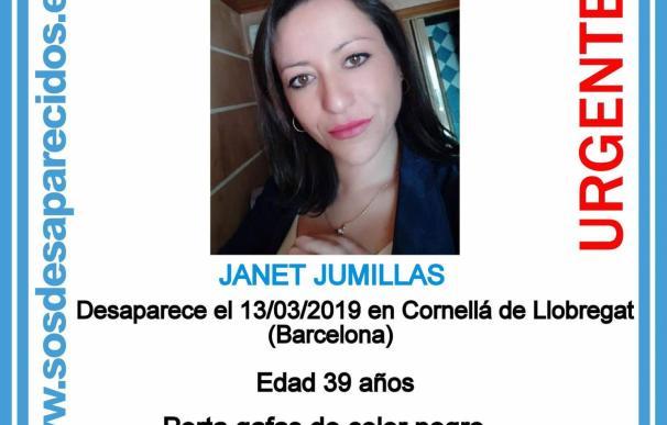 Aparece el coche de Janet Jumilla, mujer desaparecida hace seis días en Cornellá
