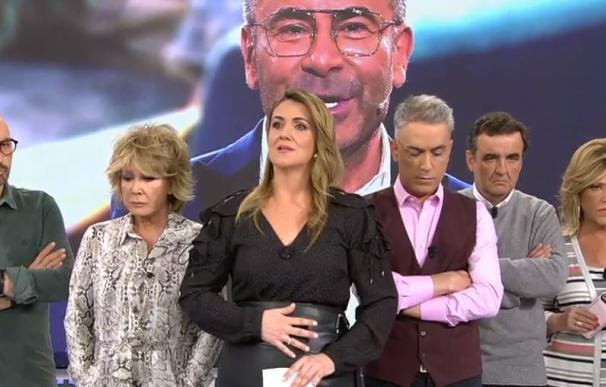 Carlota Corredera habla de la enfermedad de Jorge Javier