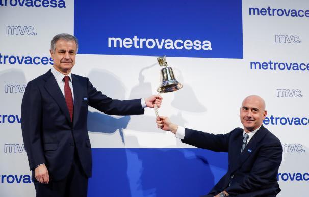 Salida a Bolsa Metrovacesa
