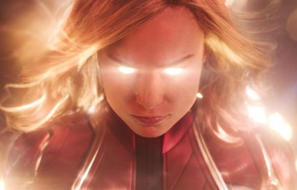 Capitana Marvel asalta la taquilla desde el 8 de marzo.