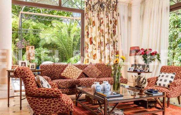 Interior de la casa más cara de El Viso