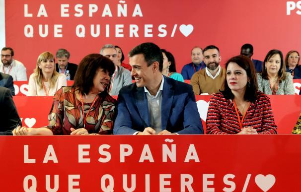 Sánchez se agarra al empleo para el 28 de abril y garantiza 330.000 puestos en 2019