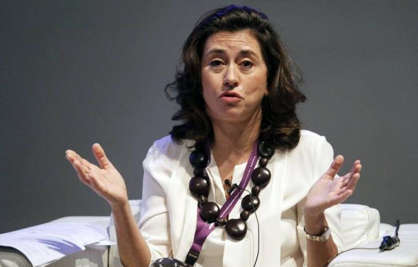 La ex presidenta de Paradores, Ángeles Alarcó / EFE