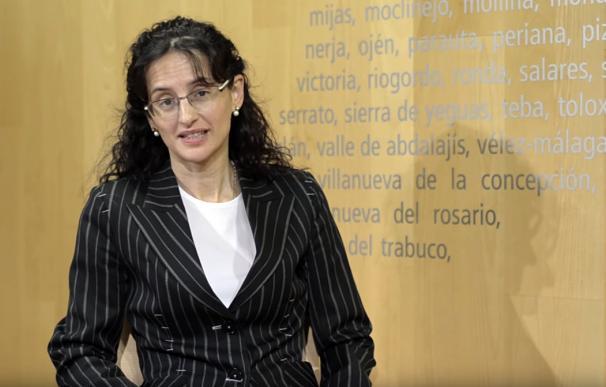 Conchita Ordiz, actual secretaria general de la SEPI