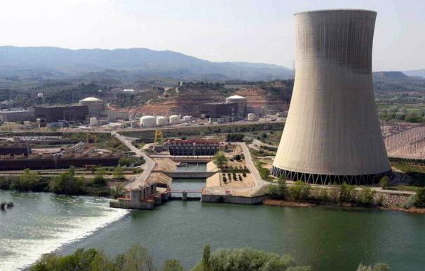 Central nuclear de Ascó en Tarragona.