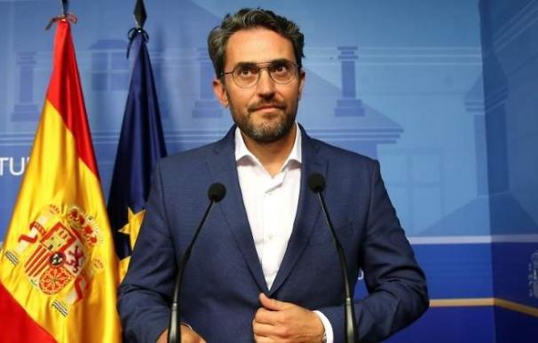 Maxim Huerta, ex ministro de Cultura / EFE