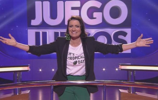 Silvia Abril 'Juego de Juegos'
