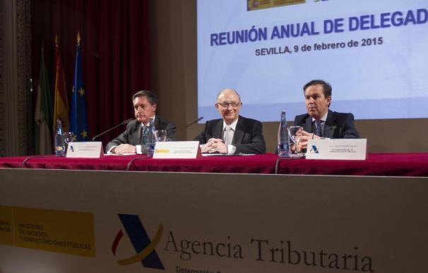 Foto Cristóbal Montoro, Santiago Menéndez y Alberto García / EFE
