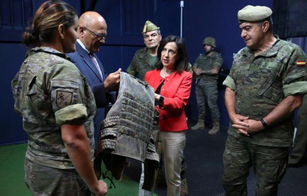 Foto de Margarita Robles, materia de Defensa / EFE