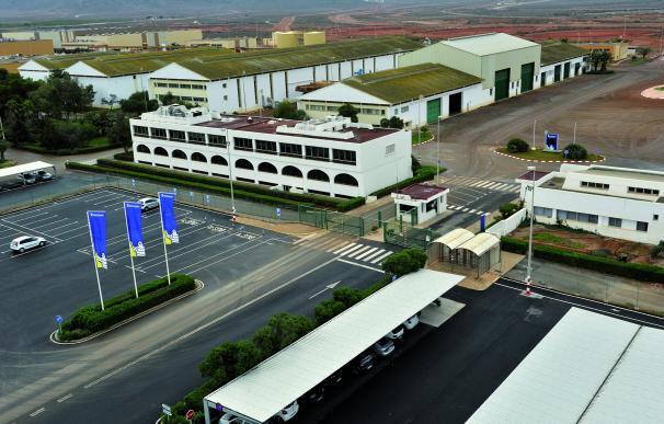 Centro de Experiencias Michelin de Almería (Foto: CEMA)