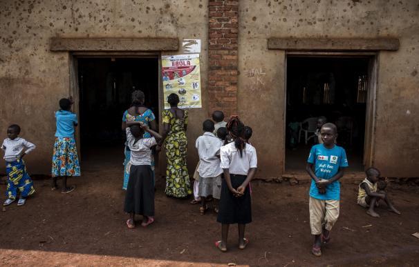 Respuesta de Oxfan frente al ébola en RDC
