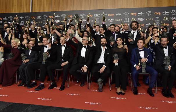 Los Goya 2019 recuperaron a gran parte de la audiencia perdida.